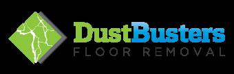 DustBusters logo