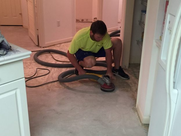 Commercial Flooring Removal in South Florida | DustBusters Floor Removal