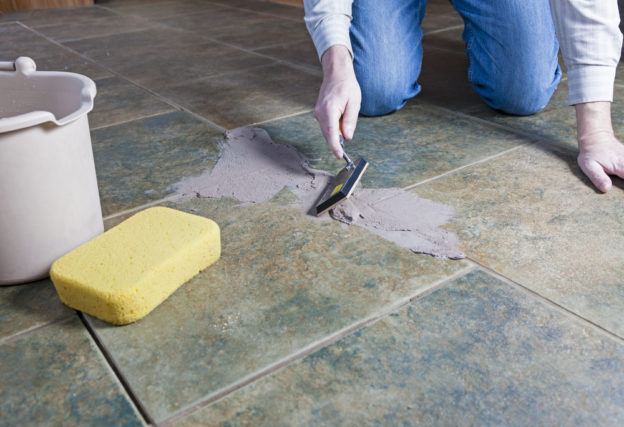 Choosing the Best Tile Grout Solution for Your Home