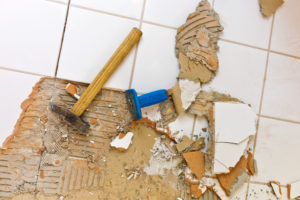 Professional Thinset Removal in South Florida | Dustbusters Floor Removal