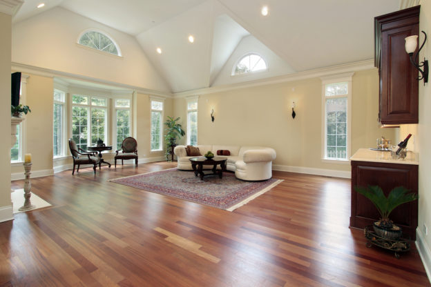 Wondering About Some of the Benefits of Wood Flooring?