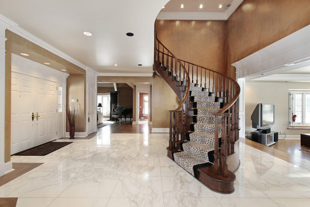 Are You Looking For Some Foyer Flooring Ideas?