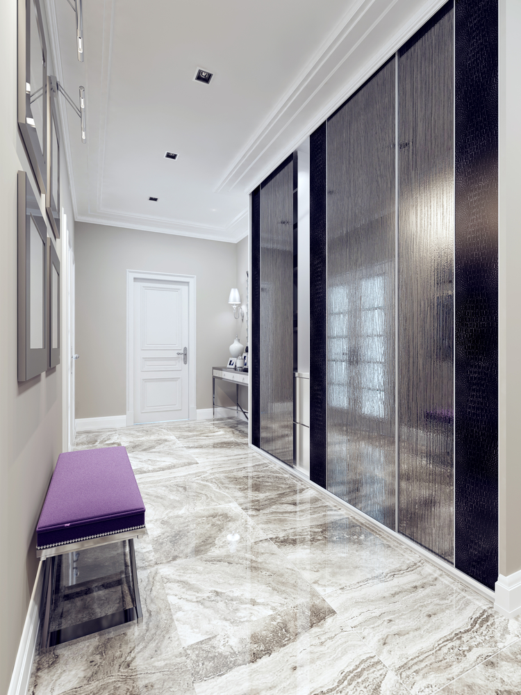 Some of the Pros and Cons of Marble Stone Flooring