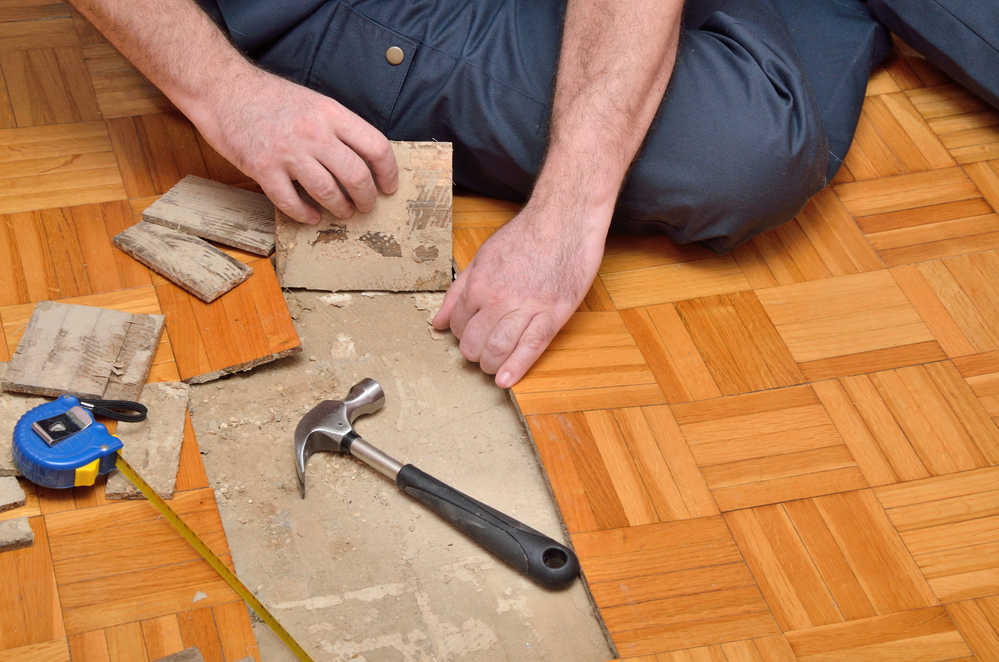 Removing Hardwood Floors: Challenges and Obstacles